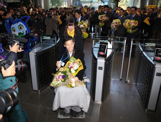 이용마 기자, 복막암 투병 끝 별세 향년 50세…MBC 사우장