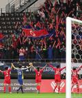 승리의 기쁨 누리는 북한