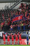 북한 '우리가 승리했다'
