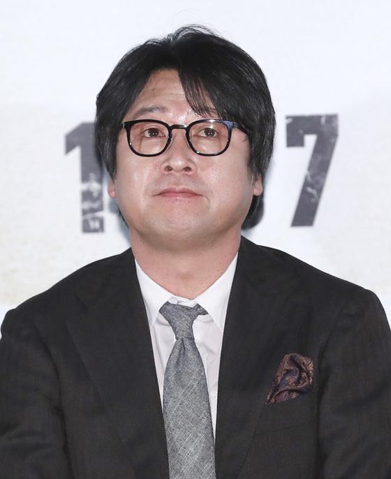 """'1987' 김윤석 """"故 박종철, 내 고교 선배…최선 다했다"""""""