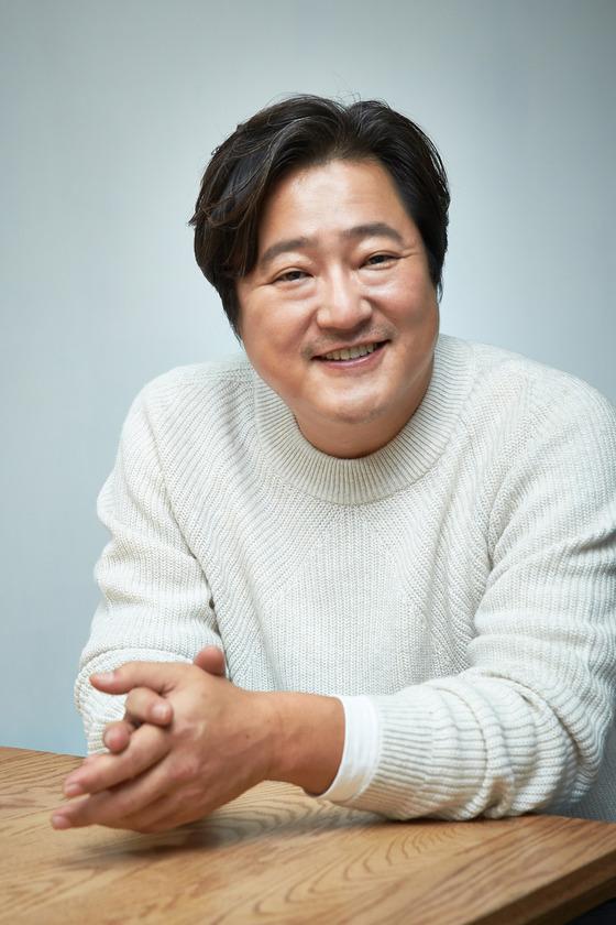 """[인터뷰] 곽도원 """"눈이 슬픈 정우성, 기댈 수 있는 존재"""""""