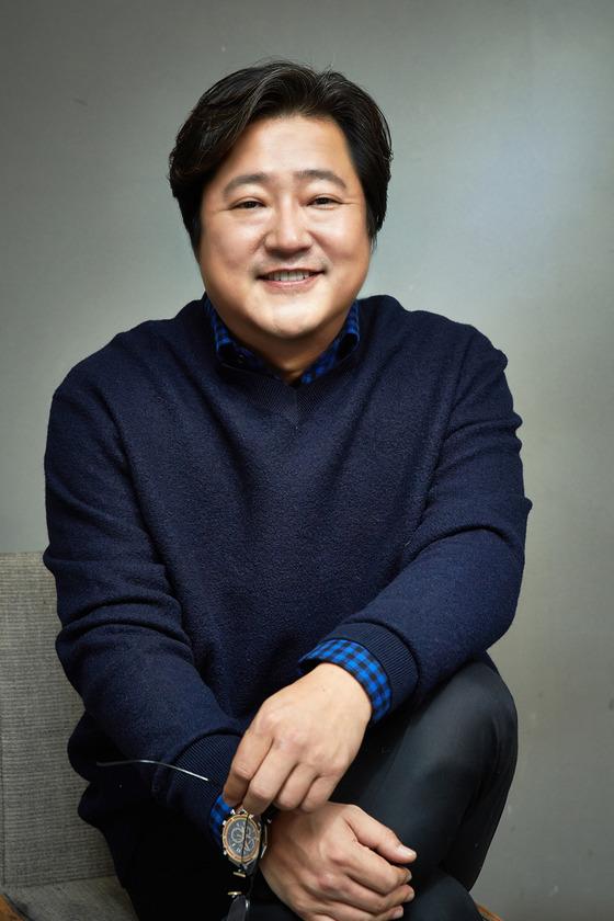 """[인터뷰] 곽도원 """"또 공개 연애? 죽어도 NO…빨리 장가 가야죠"""""""