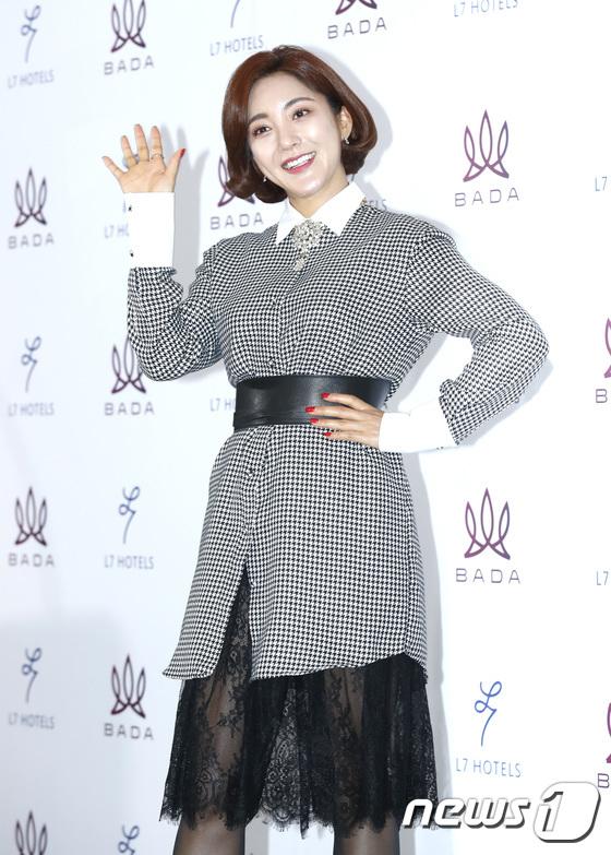 바다, '데뷔 20주년 된 원조 요정'