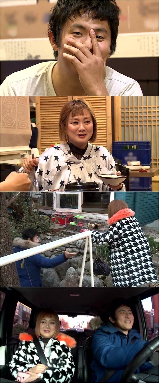 """핑크빛 '나혼자산다' 박나래 """"충재씨보다 기안84 좋아"""" 고백"""