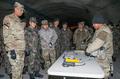 대량살상무기 제거 장비 살펴보는 한미軍