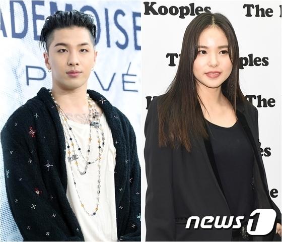 """[공식]YG """"태양 입대 전 내년 2월 민효린과 결혼"""""""