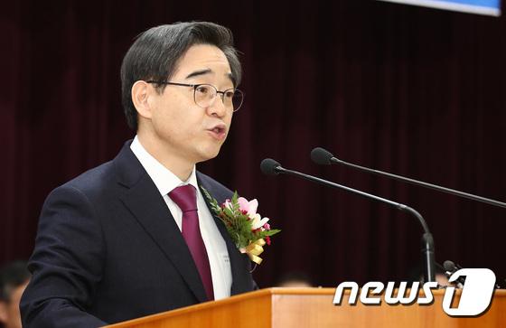 권순일 선관위원장 '대선 관심, 지선으로…지방자치 실현'