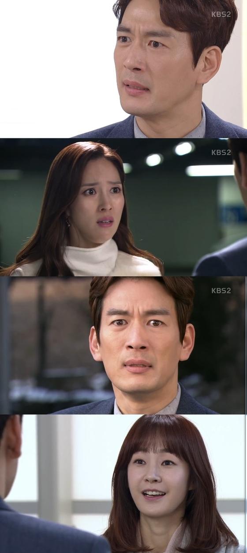 '다시, 첫사랑' 박정철, 친딸 존재 알고 명세빈에 진실 함구