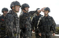 전투대비태세 점검하는 엄현성 해군참모총장