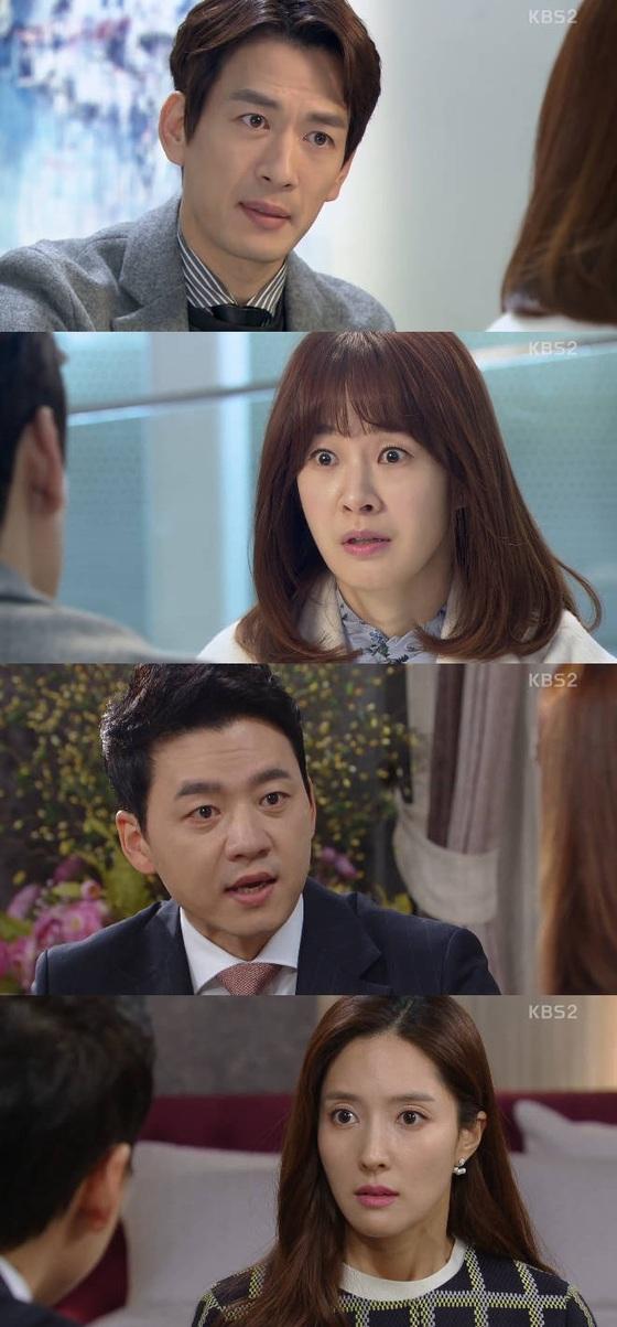 '다시, 첫사랑' 박정철, 친딸 위해 명세빈에 독설