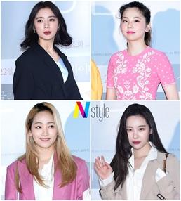 [패션 핫이슈] 우정으로 돌아온 '원더걸스', 소희 응원 온 멤버들 패션...