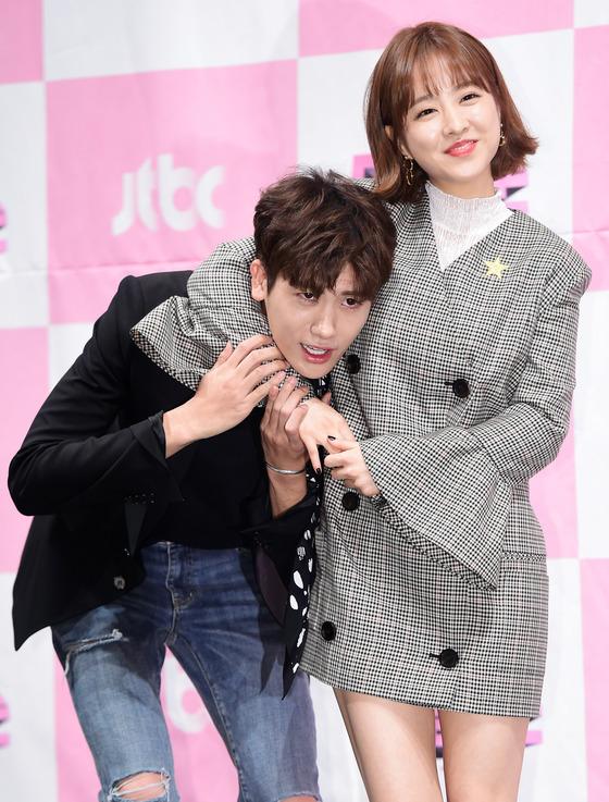 박보영, '내 남자 박힝식은 내가 지킨다!'