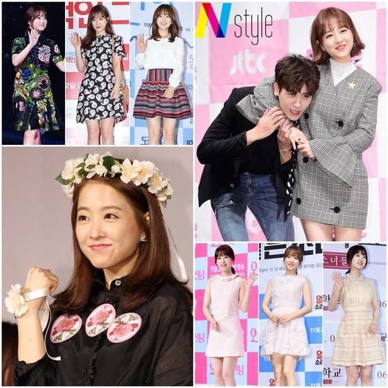 [패션 핫이슈] '보블리' 박보영, 사랑스러운 패션 스타일