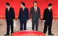 자리로 돌아가는 자유한국당 대선주자들