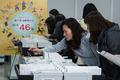 선관위, 투표지분류기 실습...대선 앞두고 실무 전문교육