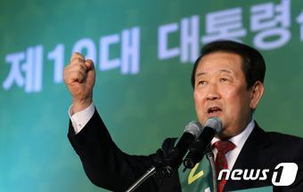 """박주선 경선 중도하차설 일축…""""끝까지 완주하겠다"""""""
