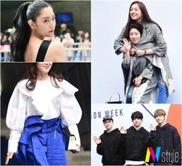 [N현장:패위 스페셜②] 세븐틴-클라라-예은, 클래식부터 캐주얼까지 '패...