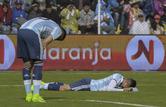 메시 빠진 아르헨티나, 볼리비아에 0-2 충격패