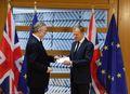 英 '브렉시트'서한 EU에 전달…이혼협상 개시