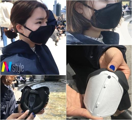 미세먼지때문에 18만원짜리 마스크 구매한 사연 (ft. 프레카...