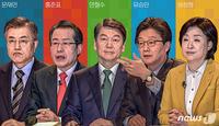 """대선 투표율 80% 넘을까…후보들 모두 """"내가 유리"""" 해석"""