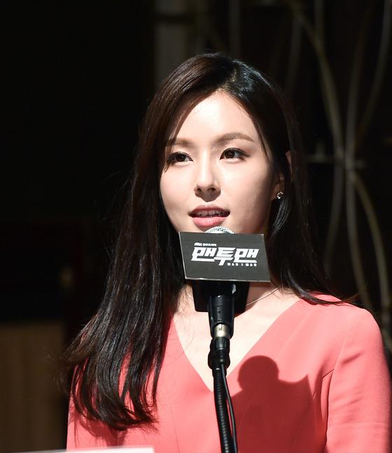 '두산家 박서원과 결혼설' JTBC 조수애 아나는?