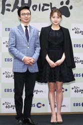 [영상]손연재, 은퇴후 김국진과 방송진행 '연예계 진출?'