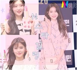 [N스타일링] 이선빈-정채연-예리 '봄꽃같은 화사함'