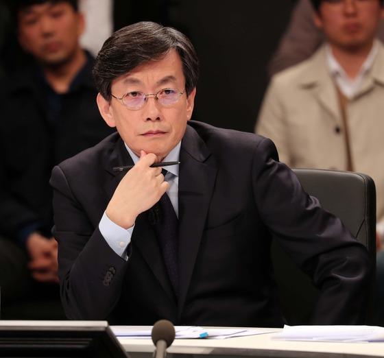 "JTBC 측 ""故 김광석 부인·손석희 만남? 확인 중"""