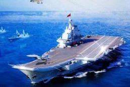 러 전투기·美 구축함에 포위된 랴오닝함?…中 국방부의 굴욕