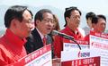 홍준표, 경남지역 공약 발표
