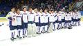 우크라이나 상대로 2-1 승리 거둔 아이스하키 대표팀