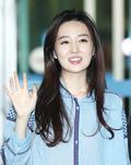 김소영 아나, '신혼여행 떠나는 행복한 새색시~'
