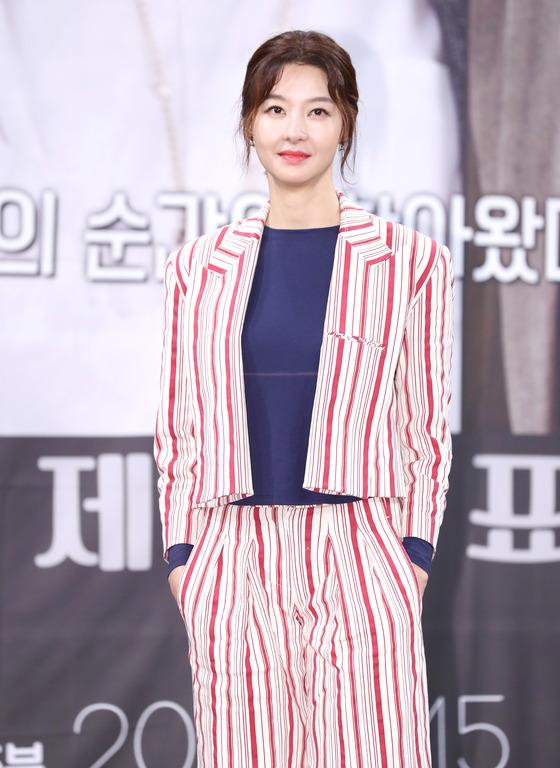 배우 송선미, 오늘(21일) 남편 사망…흉기에 찔려 숨져