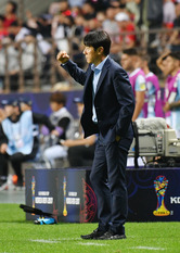 """[U-20 월드컵] 잉글랜드를 향한 '여우' 신태용의 선공, """"고민해봐"""""""