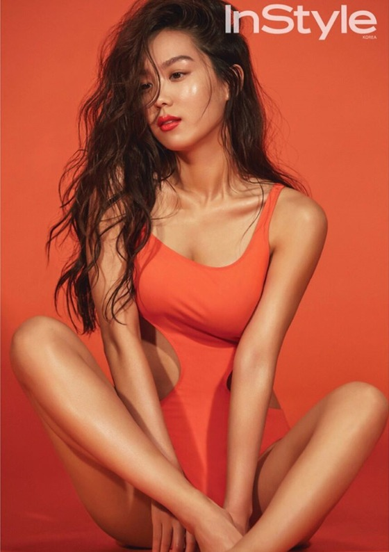 """[N1★샷] """"비키니의 정석""""  김희정, 아찔+섹시美 대폭발"""
