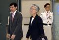 강경화 후보자 '최초의 여성 외교장관 될까?'