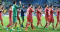 대한민국 U-20 대표팀 '응원 감사합니다'