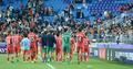 팬들에게 인사하는 대한민국 U-20 대표팀
