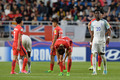 대한민국 '아쉬운 패배'