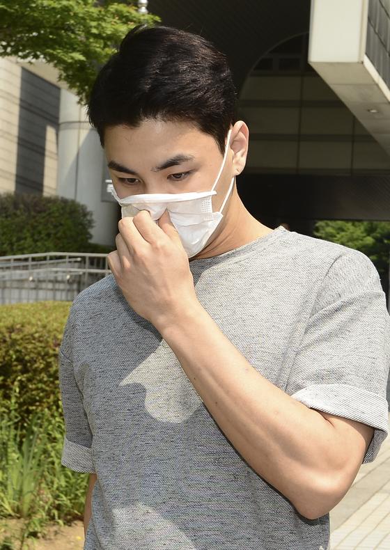 """'실형 선고' 차주혁 """"약 끊은 뒤 술 마셔 사고…죄송"""""""