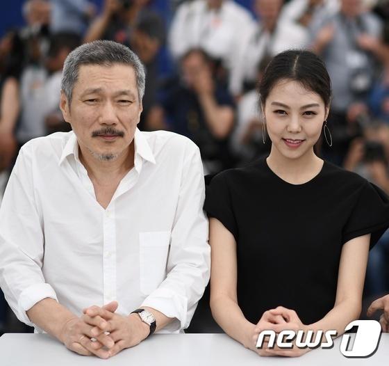 홍상수·김민희 신작, 베를린 국제영화제 초청…동반 공식석상 관심↑