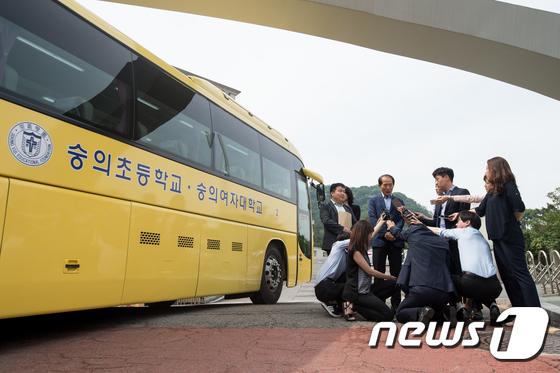 숭의초등학교 학생 폭행 사건 특별 장학 실시