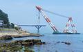 부산 해운대 청사포에 설치되는 하늘전망대