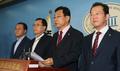 이현재, 국정기획자문위회의 관련 기자회견