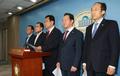 국정기획자문위회의 관련 기자회견 갖는 이현재 의원