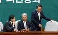 '문준용 취업특혜 제보 조작' 논란 속 국민의당 지도부