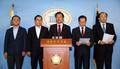 국정기획자문위회의 관련 발언하는 이현재 의원