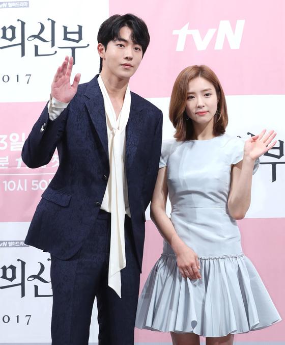 '하백의 신부', '도깨비' 잇는 tvN 판타지물 탄생할까 [종합]