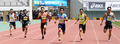 김국영, 이틀만에 100m '한국 신기록'